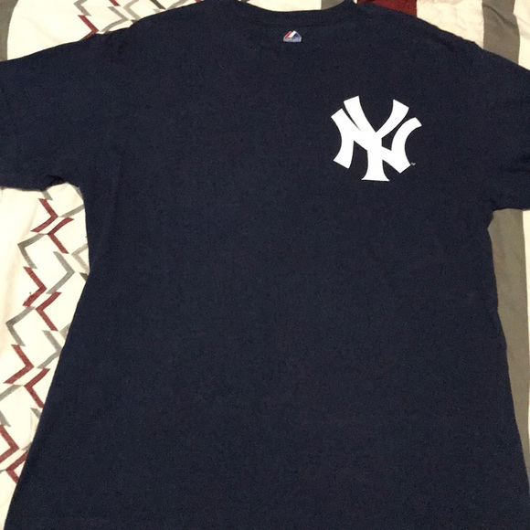 """de05dae0b3c Majestic Other - New York Yankees """"Ichiro Suzuki"""" t-shirt men s L."""